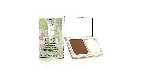 Clinique Anti Blemish Solutions Powder Makeup - # 18 Sand (M-N) 10g/0.35oz: Amazon.es: Belleza