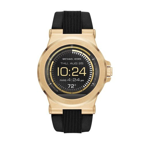 Michael Kors Access Touchscreen Black Dylan Smartwatch - Station Watch Michael Kors