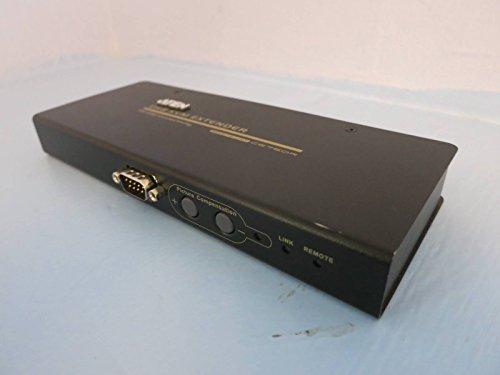 - ATEN CE750R USB KVM Extender RS-232 Connectivity Remote Unit Switch PLC RS232