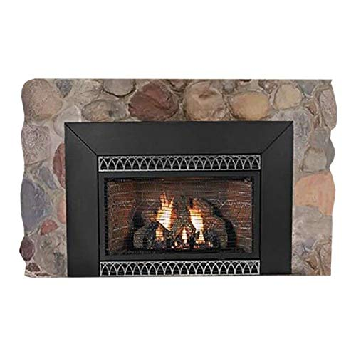 Empire Comfort Systems Insbrook Vent-Free IP 28000 BTU Fireplace Insert - Natural Gas