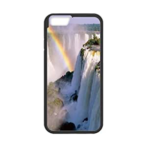 DIY Rainbow Phone Case Fit To iPhone 6,6S Plus , Good Choice For Your Phone