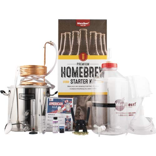 Premium Homebrewing Starter Kit