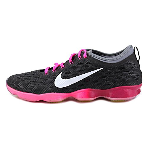 pink Black Zoom cool Fit Nike White Grey Agility de 006 Zapatillas Pow deporte xUnSHZzf