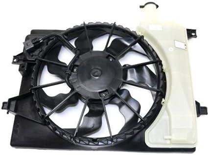 Make de auto partes fabricación – Elantra 14 – 16 Radiador ...