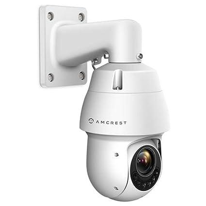 a02e2dd7ced Amazon.com   Amcrest 1080P Outdoor Ptz POE IP Camera Pan Tilt Zoom (Optical  12X Motorized) Prohd POE Camera Security Speed Dome   Camera   Photo