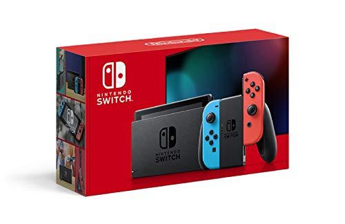 Nintendo Switch本体/Joy-Con(L) ネオンブルー/(R) ネオンレッド