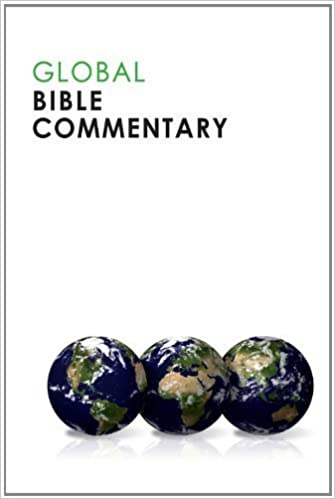 Book Global Bible Commentary by Daniel Patte [Abingdon Press,2004] (Paperback)