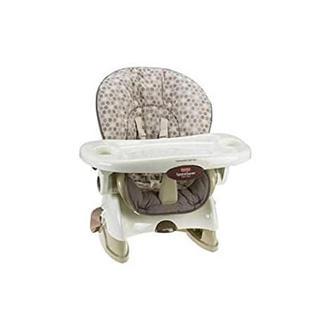 Amazon.com : Fisher Price Space Saver High Chair   Tan Swirl : Childrens  Highchairs : Baby