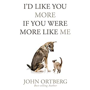 I'd Like You More If You Were More like Me Audiobook