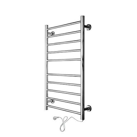 Acoplador De Radiador-calentador de toallas en cromo para secar de toallas, - Albornoz, chaquetas, 4BB2 Dung, etc.: Amazon.es: Bricolaje y herramientas