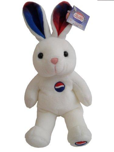 (Pepsi Cola 100th Anniversary 1999 Bear#2- Pepsi Bunny)
