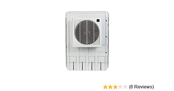 Champion Cooler MCP59 MasterCool 4000 CFM Window Evaporative Cooler for  2000 Sq  ft  with Remote