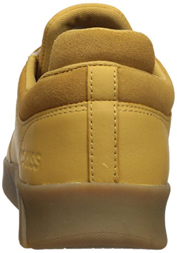 K-Swiss Mens Aero Trainer SE Sneaker Amber Gold/Gum mCTsj