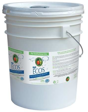 5 gal. Pail High Efficiency Liquid Laundry Detergent by Earth Friendly Products