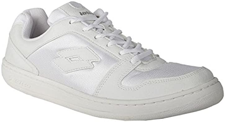 Lotto Men's Ace White Running Shoes