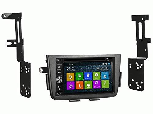 DVD GPS Navigation Bluetooth Radio and Dash Kit for Acura MDX 2001-2006 with Backup Camera