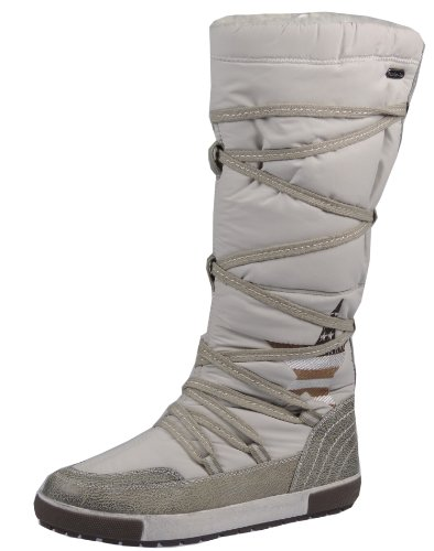 Marco Tozzi 26610-21 Stiefel Textil Weiß