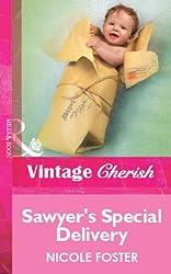 Sawyer's Special Delivery (Mills & Boon Vintage Cherish) (Mills & Boon Cherish)