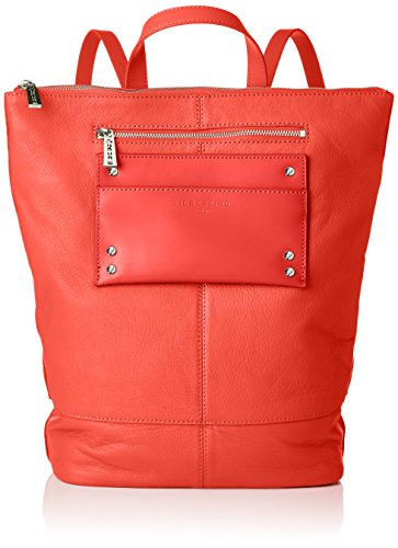 bretelles à Liebeskind Backpackm sac Red 3126 port à pour Berlin Leisur Liebeskind dos en main Sac Rouge à w10SYw