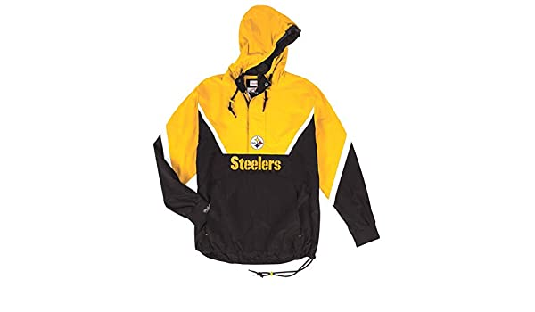 new products 8d004 a42e9 Amazon.com : Mitchell & Ness Pittsburgh Steelers NFL Half ...