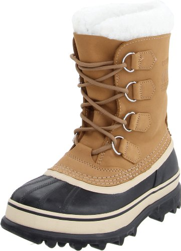 Sorel Women's Caribou NL1005 Boot,Buff,9.5 ()