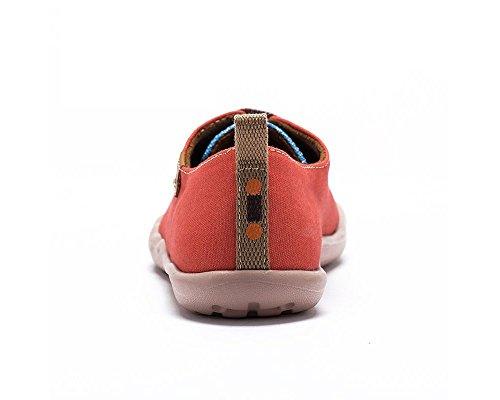 UIN Orange douce Chaussures de toiles casual orange pour enfant (adolescent)
