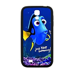Finding Nemo lovely blue fish Cell Phone Case for Samsung Galaxy S4