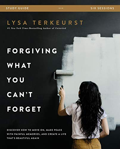 Forgiving What You Can't Forget Study