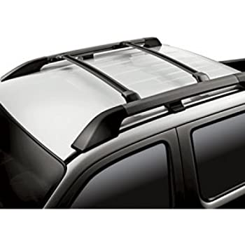 Superior Genuine Honda 08L02 SJC 100B Roof Black Rack