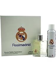 Real Madrid 2 Piece Gift Set for Men
