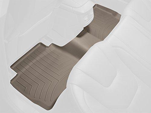WeatherTech Custom Fit Rear FloorLiner for Toyota Land Cruiser, Tan