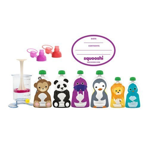 Squooshi Fill 'n' Squeeze Starter Kit by Squooshi (Image #3)