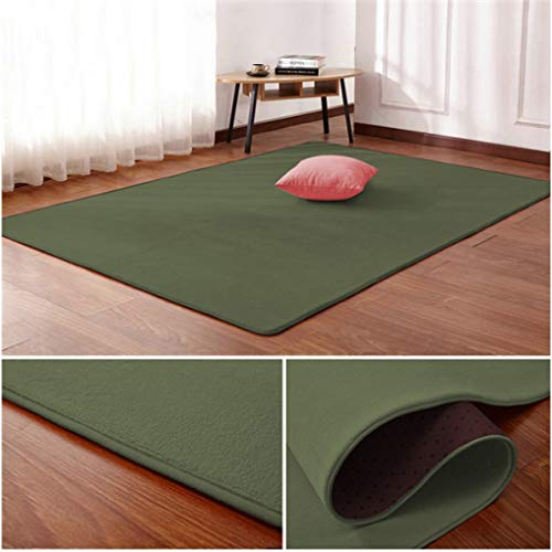 Living Room Carpet Floor mat Bedroom Bed Coral Fleece for sale  Delivered anywhere in Canada