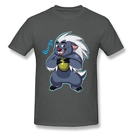 losnger-mens-lion-guard-bunga-the-honey-badger-t-shirt-l