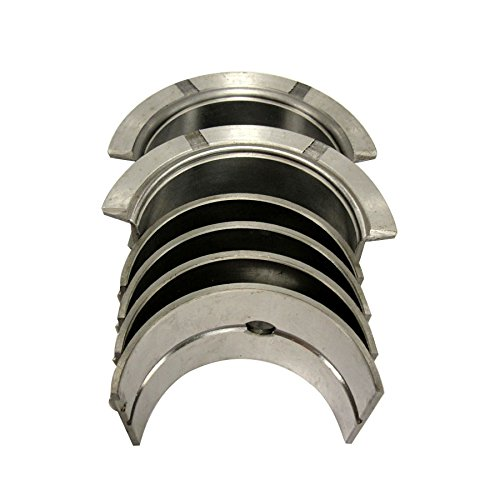 Complete Tractor 1109-1185 Main Bearing Set for Ford Holland (8N; 9N; 2N (.010))