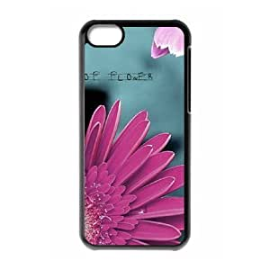 Petals The Unique Printing Art Custom Phone Case for Iphone 5C,diy cover case ygtg518038