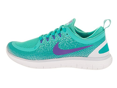 Grape Rn 2 Light Nike Aqua Hyper Shoe Running Women's Free Distance gZqIWEvB