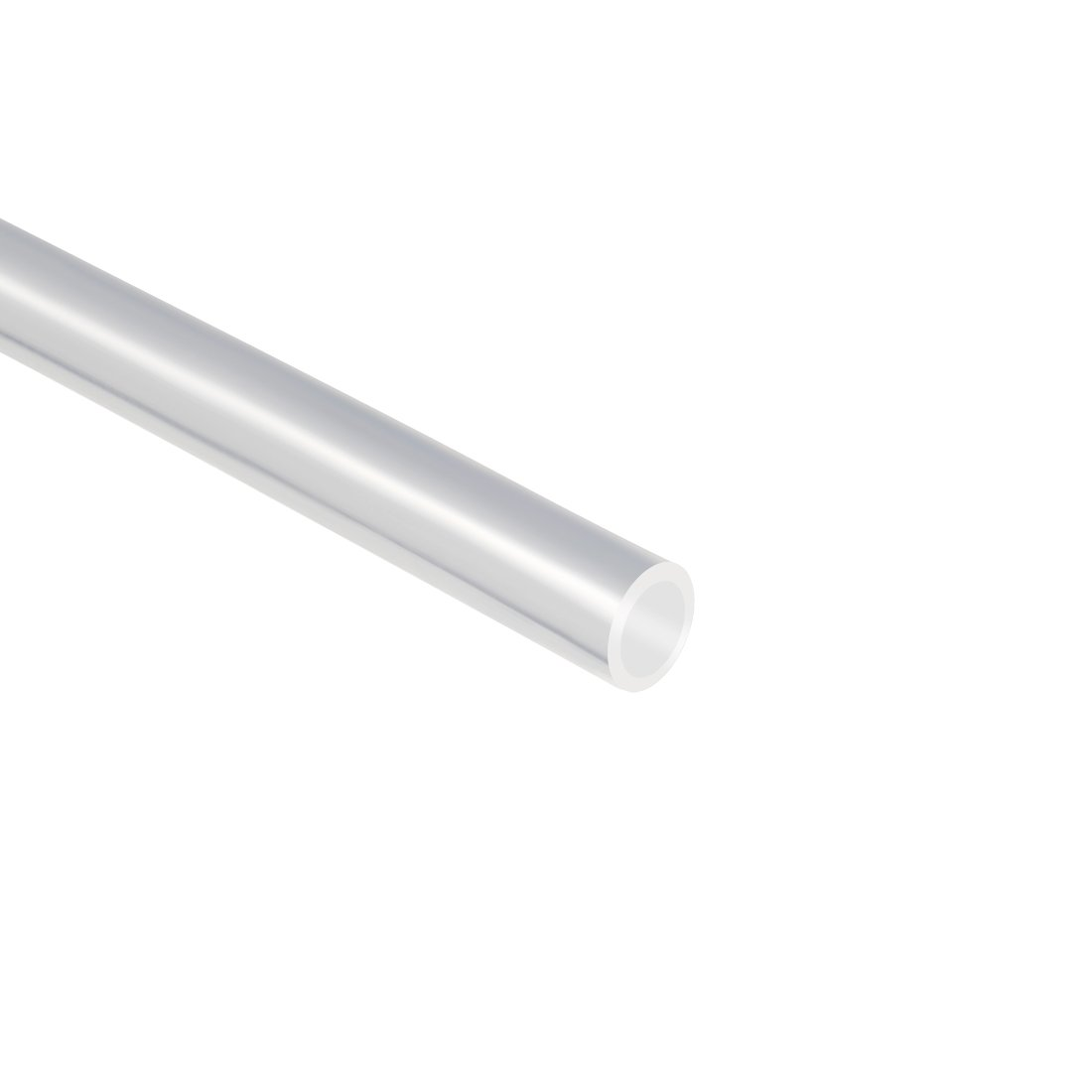uxcell PTFE Tube Tubing 2 Meter 6.56ft Lengh Pipe 3mm ID 4mm OD for 3D Printer RepRap