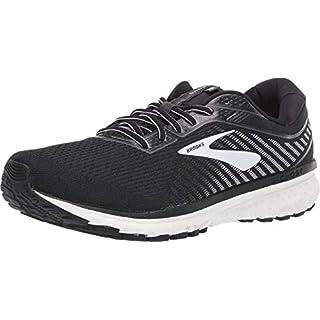 Brooks Ghost 12 Black/Ebony/White 10.5 D (M) Running Shoes Store