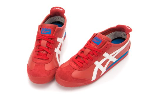 competitive price 59476 7ab9a Asics Onitsuka Tiger Mexico 66 Casual Shoes THL7C2-2301 RED ...