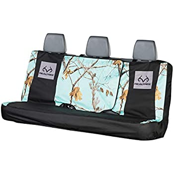 Amazon Com Realtree 5pc Camo Auto Accessories Kit Realtree Mint Camo Includes 2 Low Back