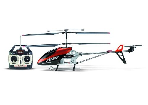 Remote Control Helicopter Reviews - Double Horse 9053 26 Inches 3.5 Channel Outdoor Metal Gyro RC Helicopter ---NEW!