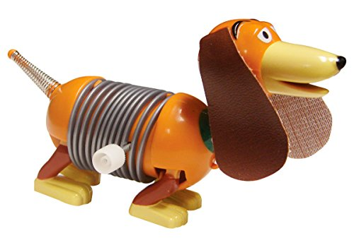 Disney Pixar Toy Story Wind-Up Slinky Dog]()