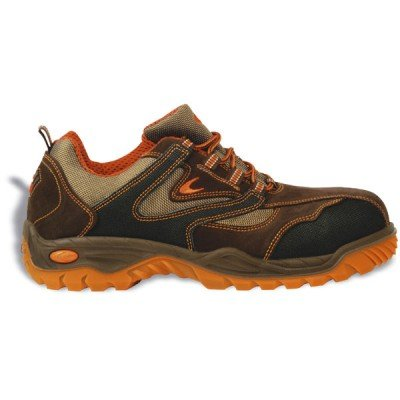 """Cofra 75610–001.w40taglia 40s3src """"Jazz scarpe di sicurezza, colore: marrone"""