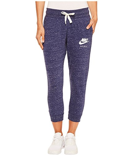 W Cpri sail Donna Nike Pantalone Blue Nsw Binary Vntg Gym 6pZwOwWdgq