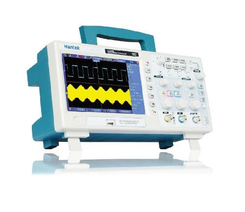 Hantek DSO5102B 100MHz 2CH Digital Oscilloscope 1GSa/s Real-Time Sample by Hantek DSO4102B