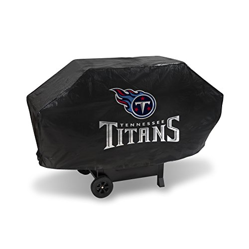 - Rico Industries NFL Tennessee Titans Vinyl Padded Deluxe Grill Cover