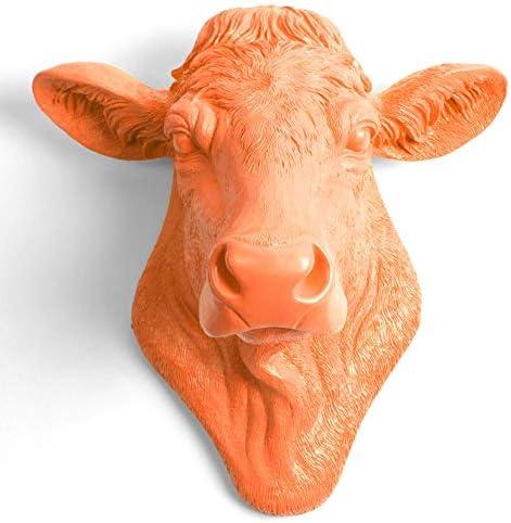 Modern Farmhouse Cow Decor ' The Bessie