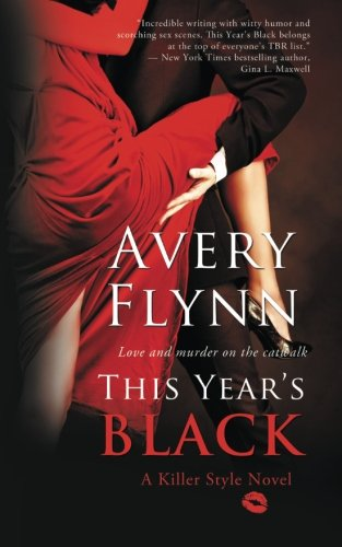 book cover of This Year\'s Black