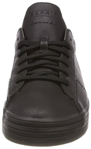 Esprit Noir Up Sita Basses Lace Black Sneakers Femme 4Zr4qUxw